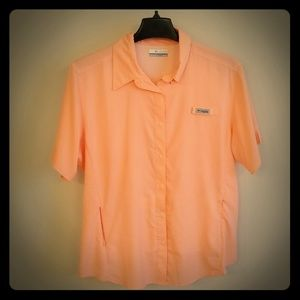 Columbia Ladies Fishing Shirt